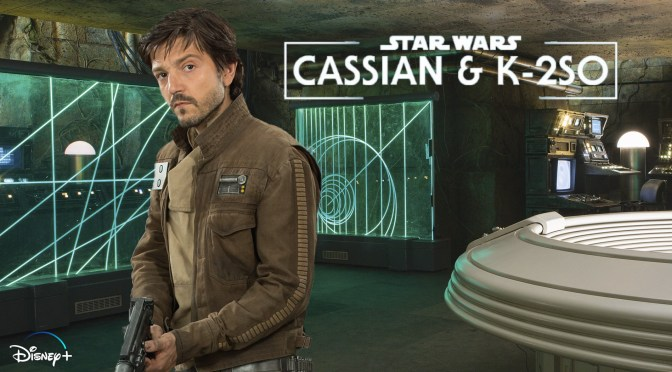 Toby Haynes Steps In To Direct The 'Cassian Andor' Disney+ Series