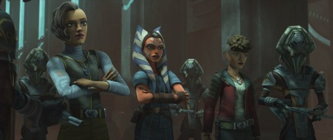 Star Wars The Clone Wars - Together Again 2