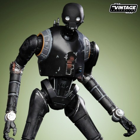 Star Wars The Vintage Collection K-2SO 003