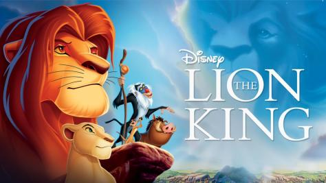The Lion King - Disney Plus