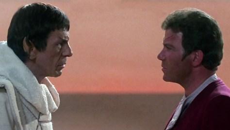 Star Trek III: The Search For Spock - Spock Returns