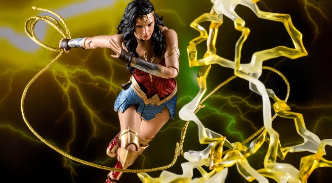 S.H. Figuarts | First Look At Wonder Woman (Wonder Woman 1984)