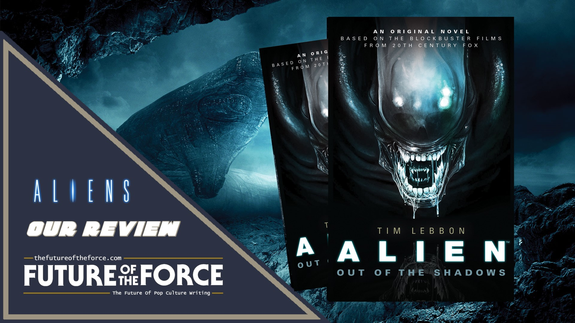 Book Review | Alien: Out Of The Shadows