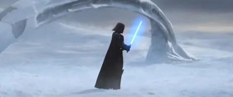 Clone Wars Finale - Vader