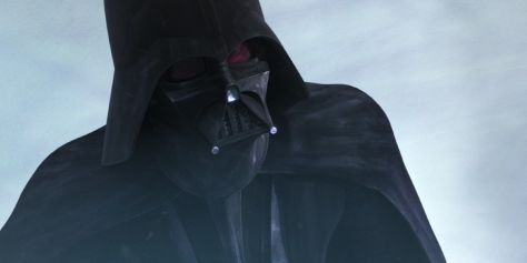 Darth Vader - Star Wars The Clone Wars