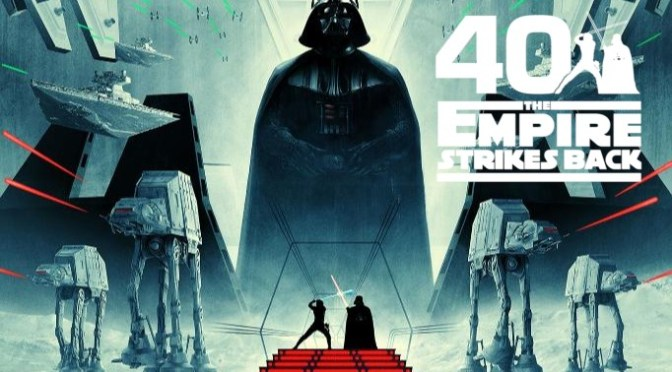 Celebrate the 40th Anniversary of The Empire Strikes Back with This Glorious New Poster