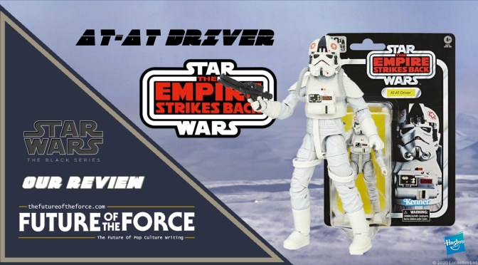 Black Series Review | AT-AT Driver (The Empire Strikes Back)