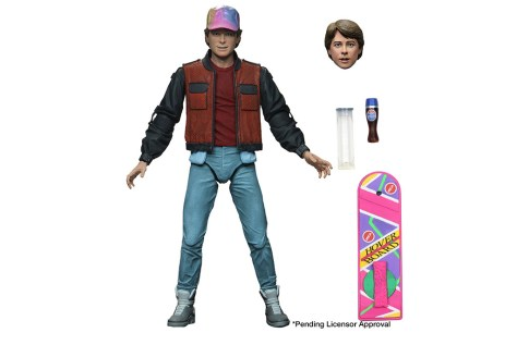 NECA Back To The Future Part 2 Ultimate Marty McFly