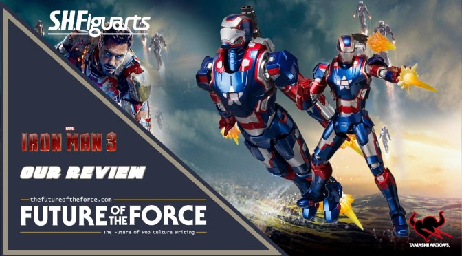 S.H. Figuarts Review | Iron Patriot (Iron Man 3) Second Release