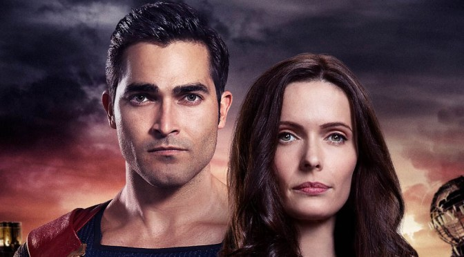 The CW's Superman & Lois Gets a New Poster