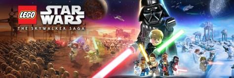 LEGO Star Wars: The Skywalker Saga banner