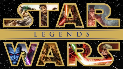 Star Wars Legends Logo