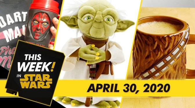 This Week! in Star Wars | New Cassian Andor Series Cast Announced, Brand New Star Wars Day Merchandise, and More!