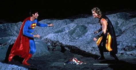 Superman IV - Moon Fight