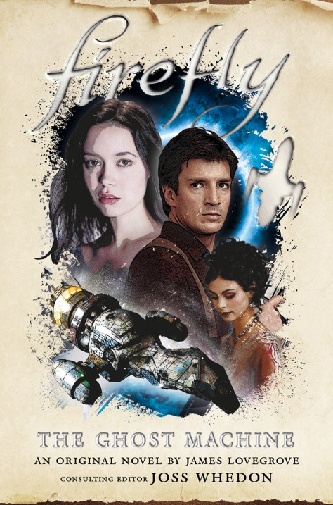 Firefly The Ghost Machine Cover Art