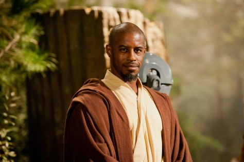 Star Wars: Jedi Temple Challenge (Episode 1) Ahmed Best