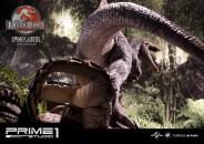 Jurassic Park 3 Spinosaurus Statue 004