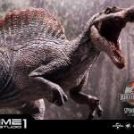 Jurassic Park 3 Spinosaurus Statue 006