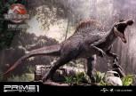 Jurassic Park 3 Spinosaurus Statue 007
