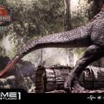 Jurassic Park 3 Spinosaurus Statue 013