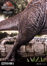 Jurassic Park 3 Spinosaurus Statue 016