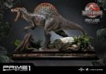 Jurassic Park 3 Spinosaurus Statue 020