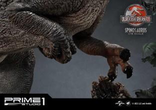 Jurassic Park 3 Spinosaurus Statue 027