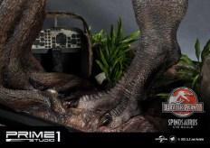Jurassic Park 3 Spinosaurus Statue 031