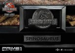 Jurassic Park 3 Spinosaurus Statue 037
