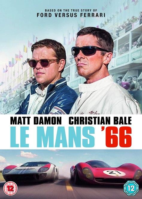 Le Mans '66 dvd