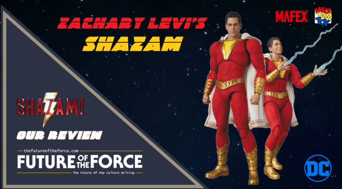 MAFEX Review | Shazam (Medicom Toy)