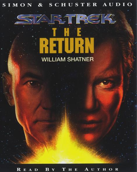 Star Trek: The Return by William Shatner