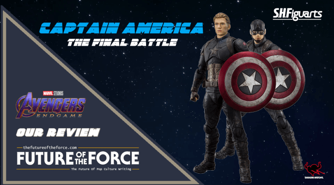 S.H. Figuarts Review | Captain America Final Battle (Avengers Endgame)