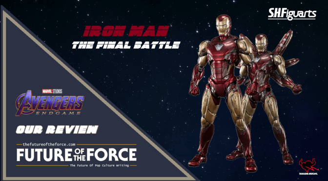 S.H. Figuarts Iron Man MK-85 Avengers Endgame Final Battle Review