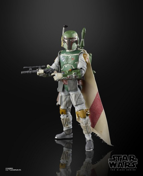Star Wars The Black Series 40th Anniversary Boba Fett 003