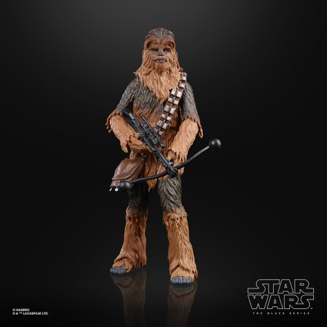 Star Wars The Black Series 40th Anniversary Chewbacca 003
