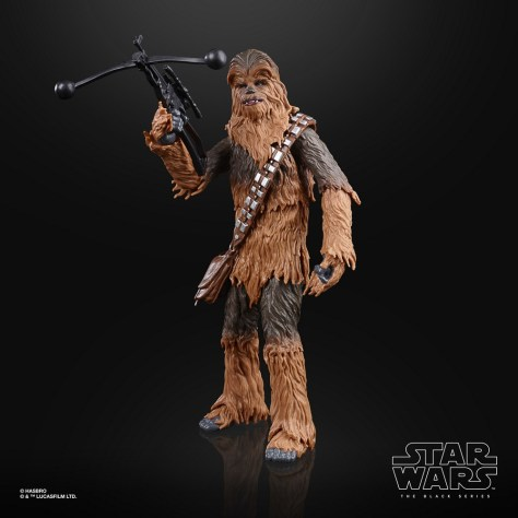 Star Wars The Black Series 40th Anniversary Chewbacca 004