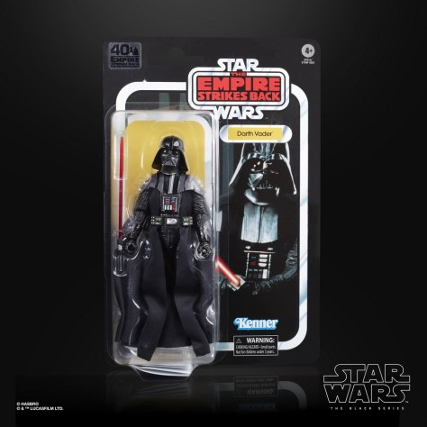 Star Wars The Black Series 40th Anniversary Darth Vader 001