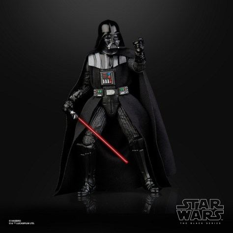 Star Wars The Black Series 40th Anniversary Darth Vader 004