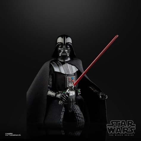 Star Wars The Black Series 40th Anniversary Darth Vader 006