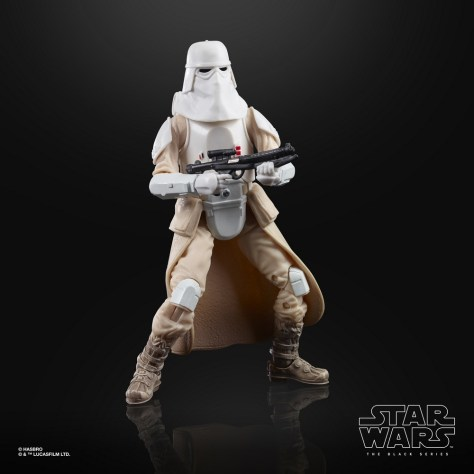 Star Wars The Black Series 40th Anniversary Imperial Snowtrooper 006