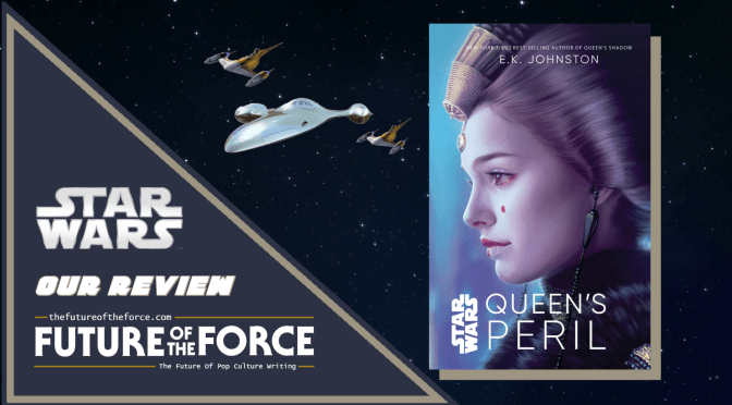Book Review Star Wars: Queen's Peril
