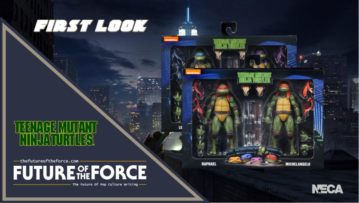 Neca To Re Release The Teenage Mutant Ninja Turtles 1990 Movie