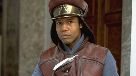 Captain Panaka - Star Wars The Phantom Menace