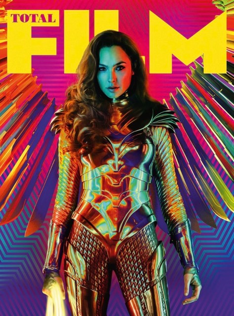 Wonder Woman 1984 Total Film Covers 002