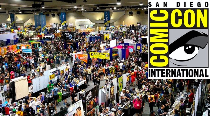 San Diego Comic-Con At Home Update