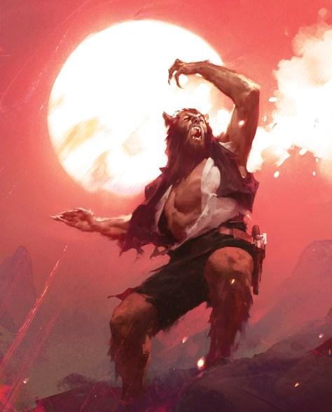 Star Wars Dark Legends - Blood Moon