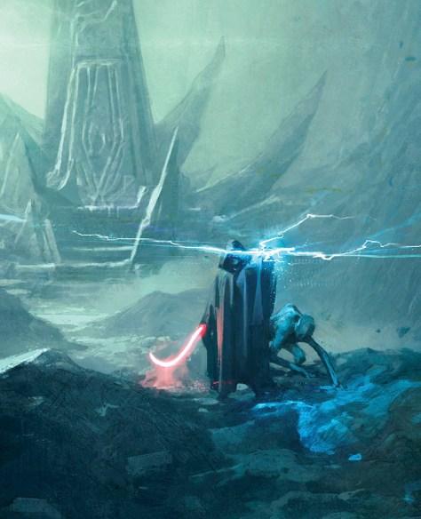 Star Wars Dark Legends - Master and Servant