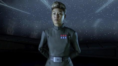 Terisa Kerill - Star Wars Squadrons
