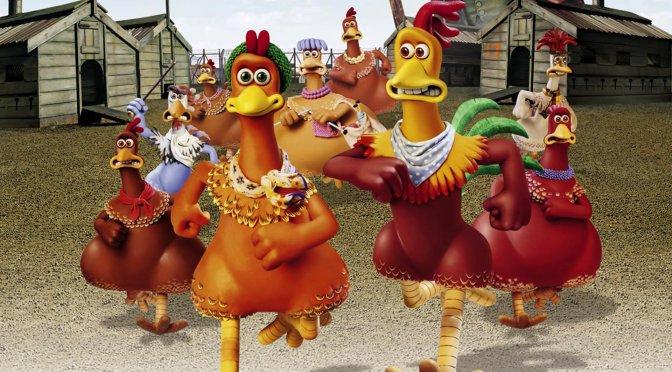 Huzzah! | Chicken Run 2 Flocks to Netflix